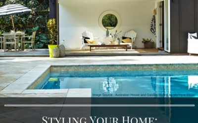 Styling your home: Insights from an expert