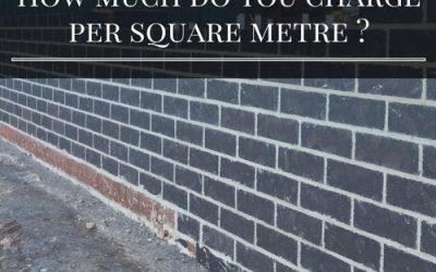 How much do you charge per square metre?