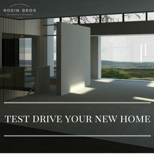 3d walkthrough software – Test drive your new home!