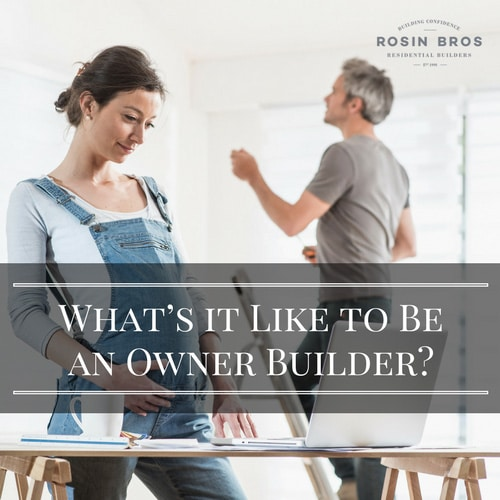 owner builder act