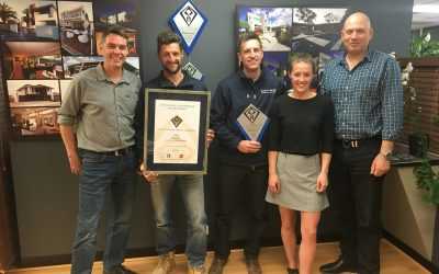 Rosin Bros wins Custom Built Home of the Year from HIA