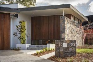 Award winning custom built home